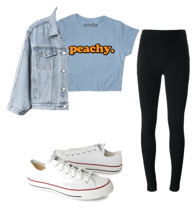 Untitled #26 by elisa-schembre on Polyvore featuring polyvore, fashion, style, Gap, Givenchy, Converse and clothing