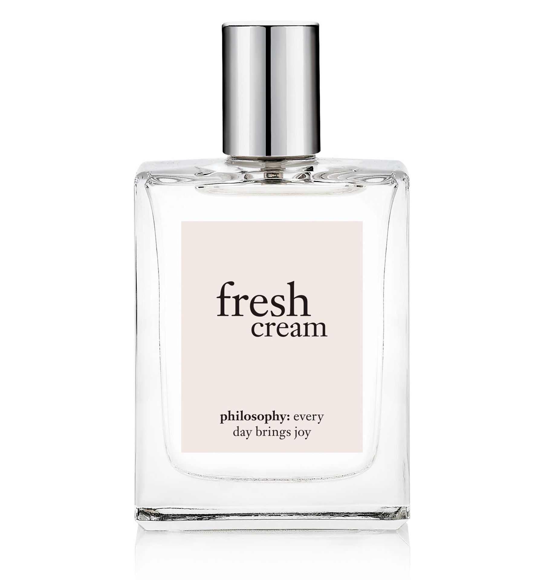 Fresh cream spray fragrance Philosophy fresh cream