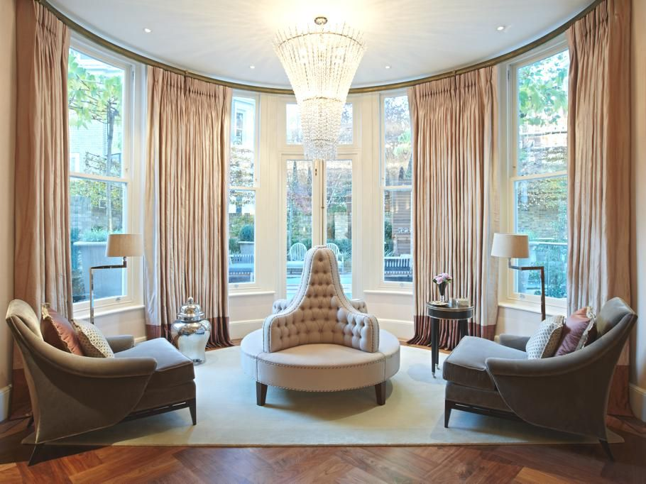 Superb Luxury Apartment In Upper Phillimore Gardens , London 1