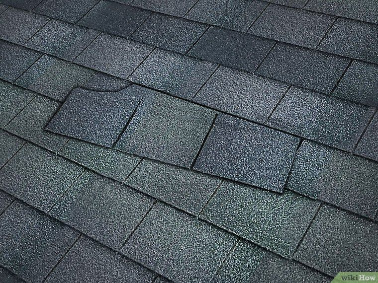 How to Replace Damaged Roof Shingles Roof, Roof repair