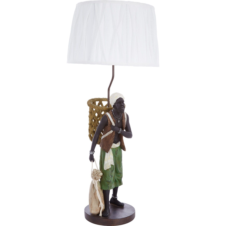 Extra Large Merchant Table Lamp  Tk Maxx