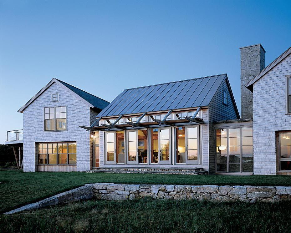 50 Simple And Clever Farmhouse Architecture Design Ideas