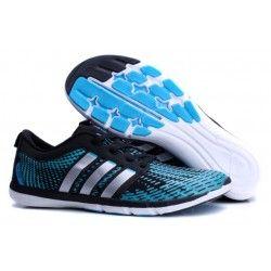 outlet store 7594e b9c6a Adidas Adipure Gazelle 2 Mens BlackBlue