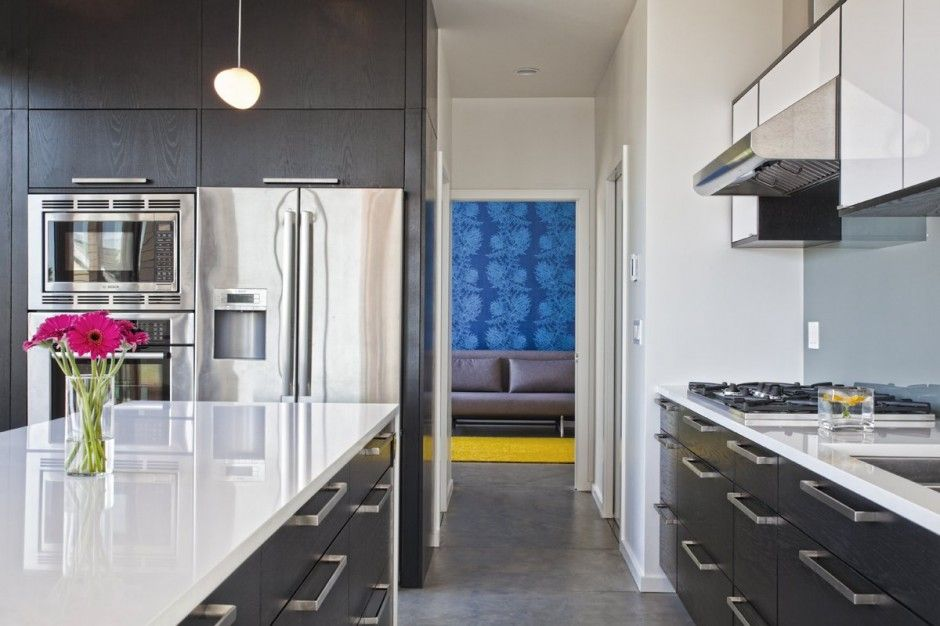 Pb Elemental Architecture have completed the Phinney Modern house in ...
