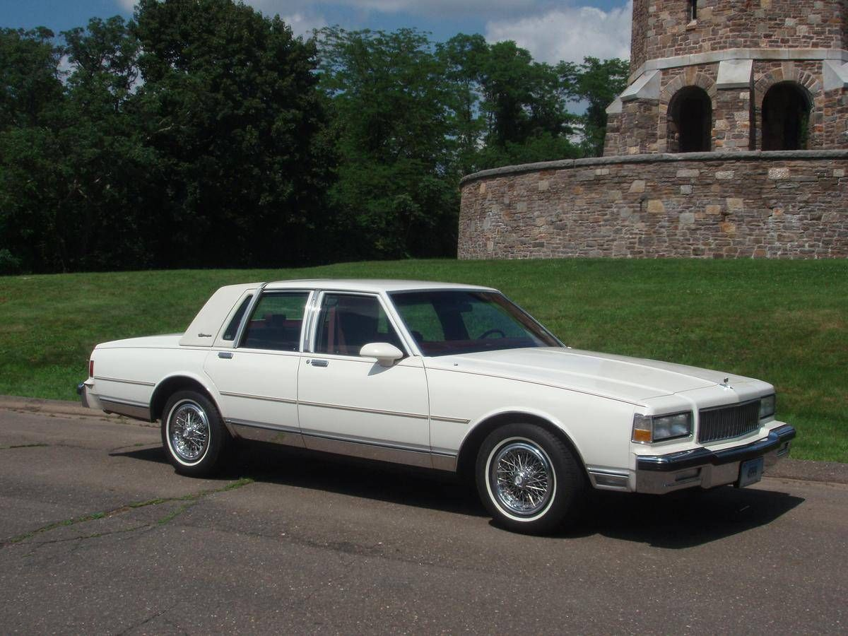 1990 Chevrolet Caprice Classic Brougham Ls For Sale 1760441