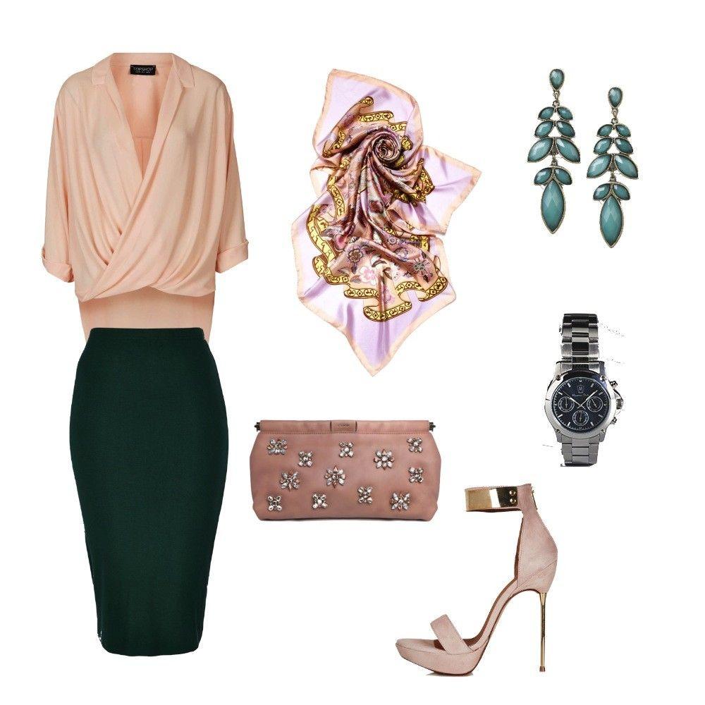 Look de fiesta en tonos pastel con falda camisa y zapatos de topshop as como bolso y pa uelo - El armario de la tele vestidos de fiesta ...