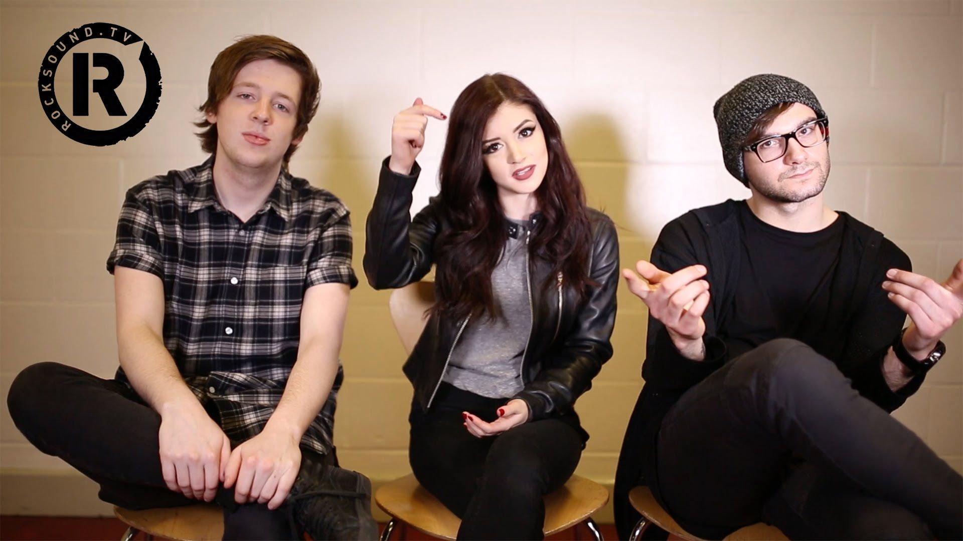 Against The Current Interview - Remember That Time I... - YouTube