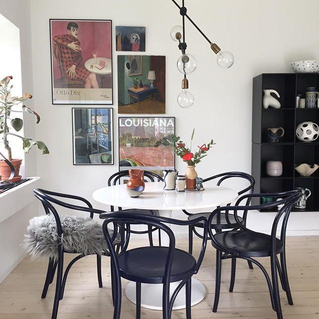 Home #interior #art #rikkegraffjuel #louisiana #centrepompidou #montanafurniture @ikeadanmark @louisianamuseum