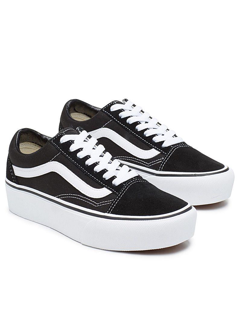 Old Skool Platform sneakers Women | Zapatos de chicas