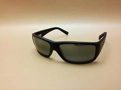 566328b87af75 cool Maui Jim 123-02W Wassup Matte Black Wood Grain Frame Polarized 6167 10