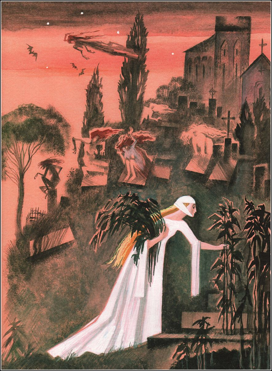Сказка алладин с иллюстрациями