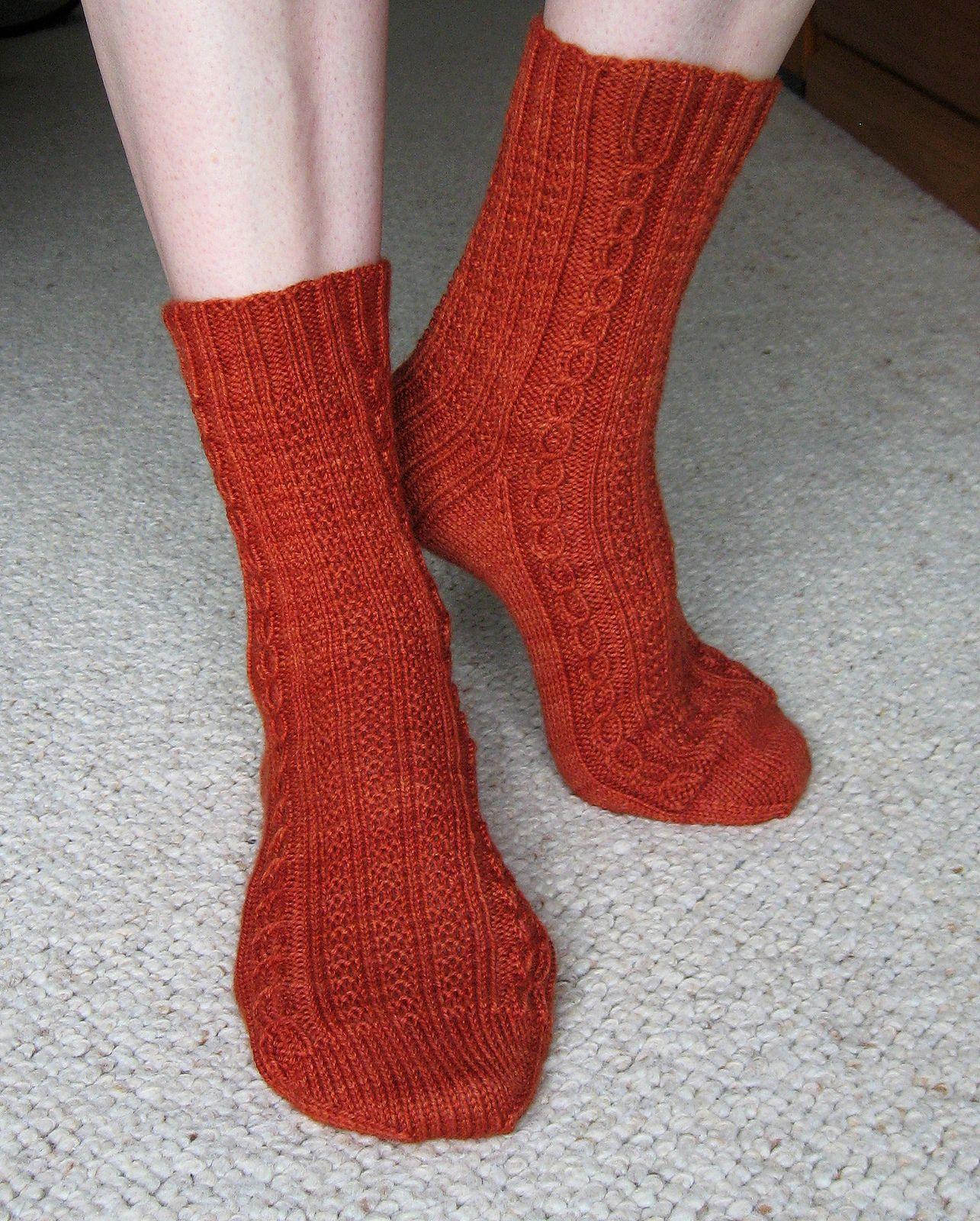Kellebeck Socks pattern by Jo-Anne Klim | Ravelry, Socks and Patterns