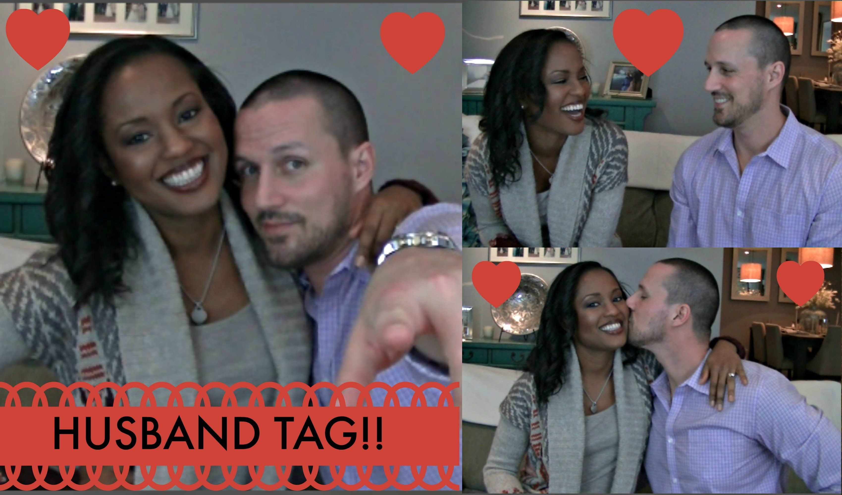 THE HUSBAND TAG! MEET MY HUSBAND GABE!!