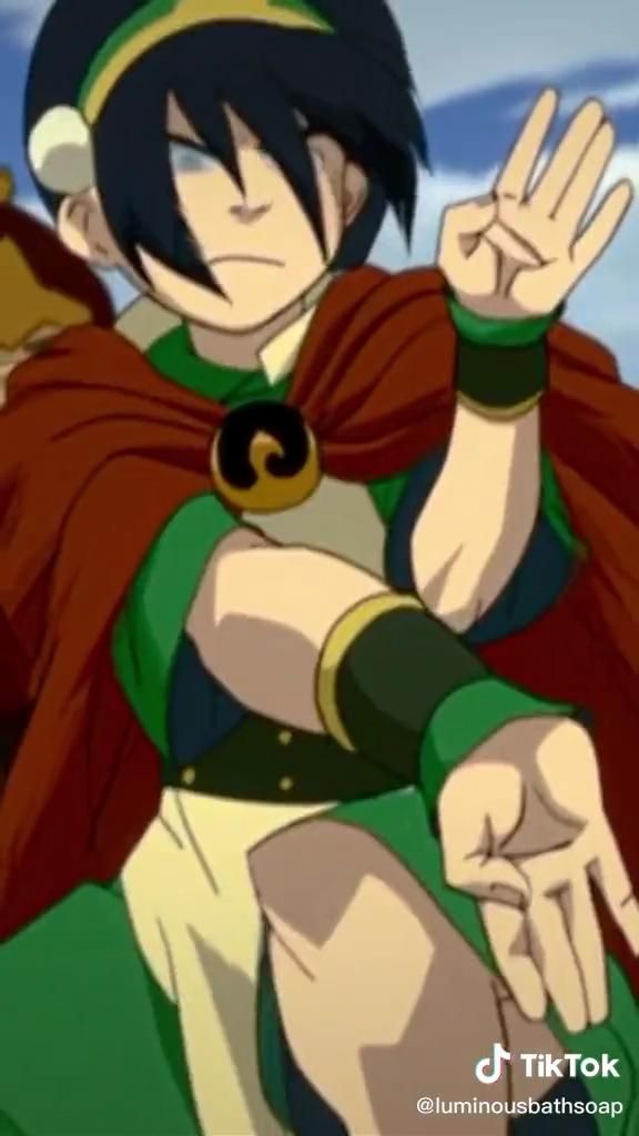 toph from atla