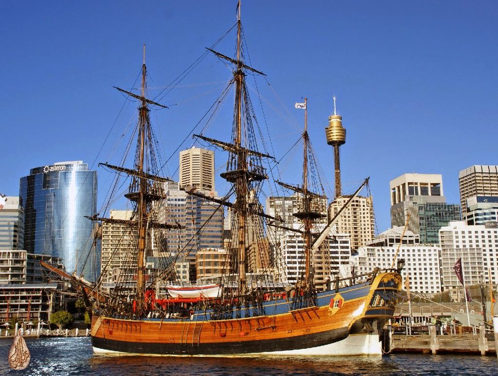 Celebrate National Science Week at Darling Harbour, Sydney #AustraliaItsBig