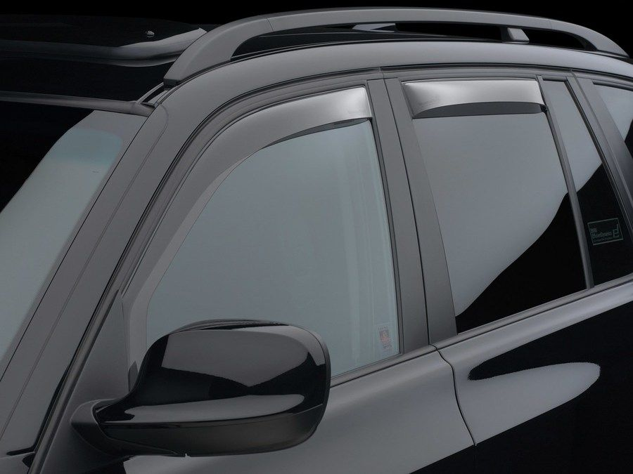 20122017 Kia Rio5 WeatherTech Vent Visors (E088) Car