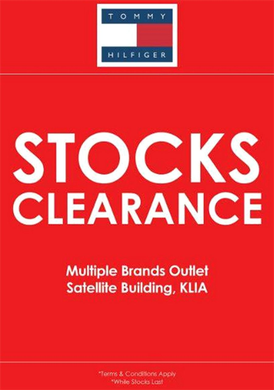 5577c834170 14-29 Mar 2015: Tommy Hilfiger Stock Clearance Sale for Branded Apparels  Discounts