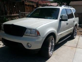 Used 2004 Lincoln Aviator For Sale 8 500 At St George Ut