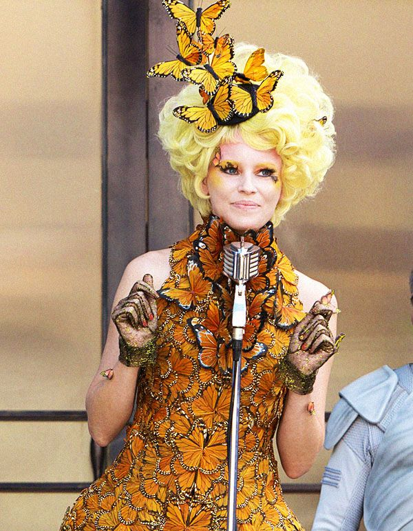 Quarter Quell-Effie | The Hunger Games | Pinterest