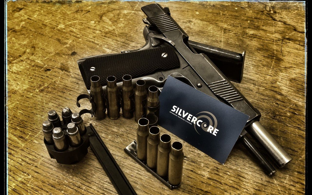 Silvercore firearms Training Firearms training, Guns
