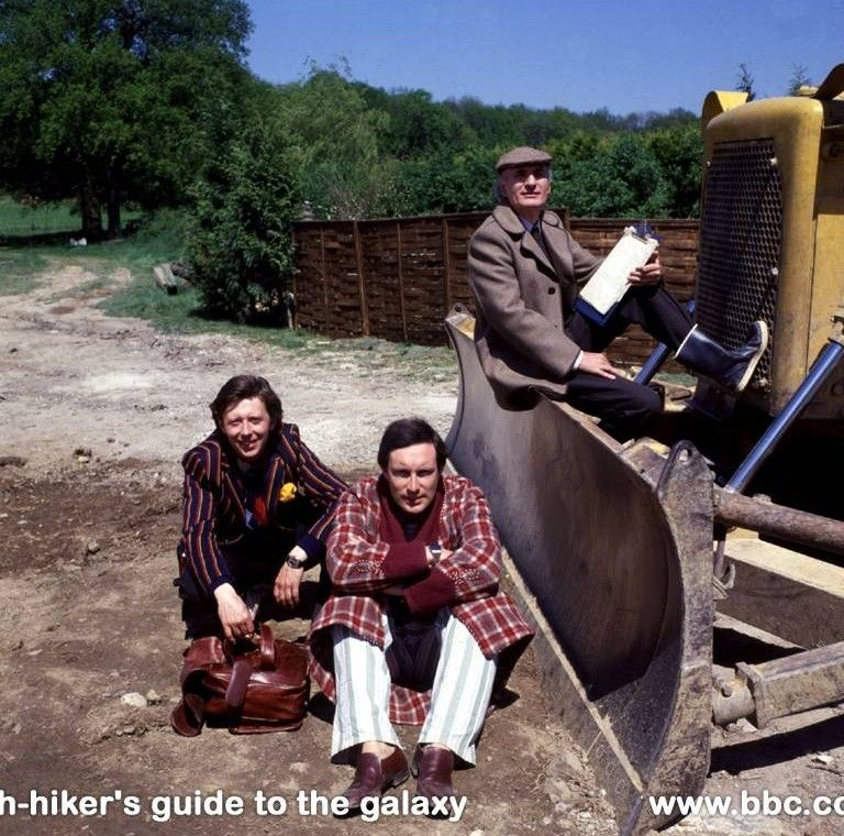 The Hitchhiker's Guide to the Galaxy Hitchhikers guide