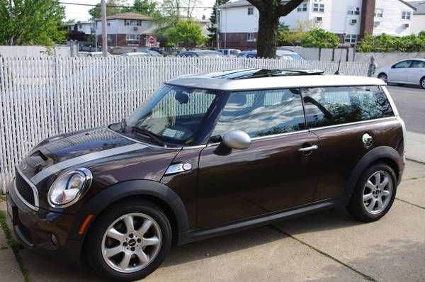 Pin By Uce Mark On 2009 Mini Cooper S Clubman 15000 Brown