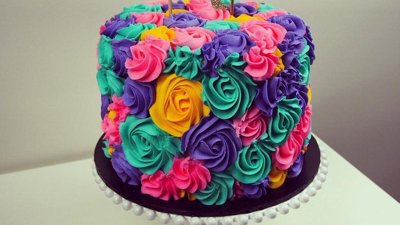 Amazing Cakes Cupcakes tutorials Compilation Most Satisfying Cake