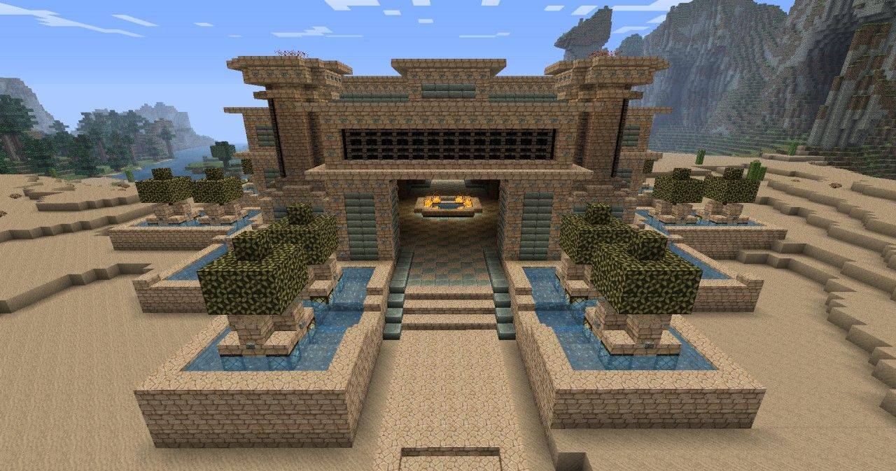 Pyramid Minecraft Project Minecraft Projects Minecraft Construction Minecraft