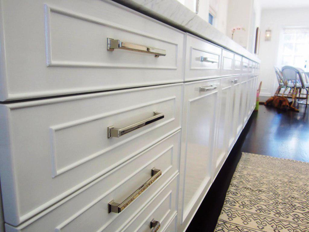 Modern stainless steel kitchen cabinet pulls sodakaustica