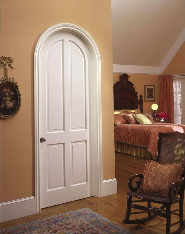 Image Detail For Doorsclassic White Buy Arch Interior Doorsarch
