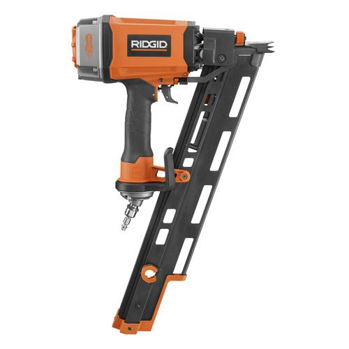 "3 1/2"" Round Head Framing Nailer - RIDGID Professional Tools"