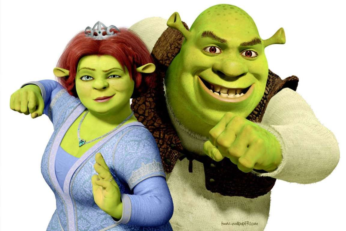 Shrek y fiona latino dating