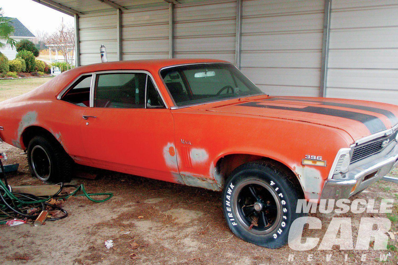 A Pair of SS396 Novas - Rare Finds   Cars, Super sport and Chevrolet