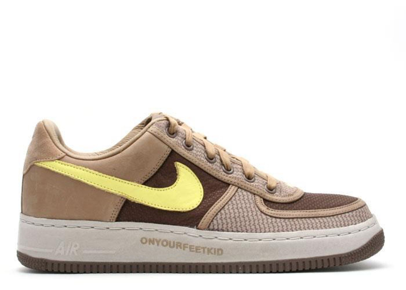 Nike Air Force 1 Low UNDFTD Canteen