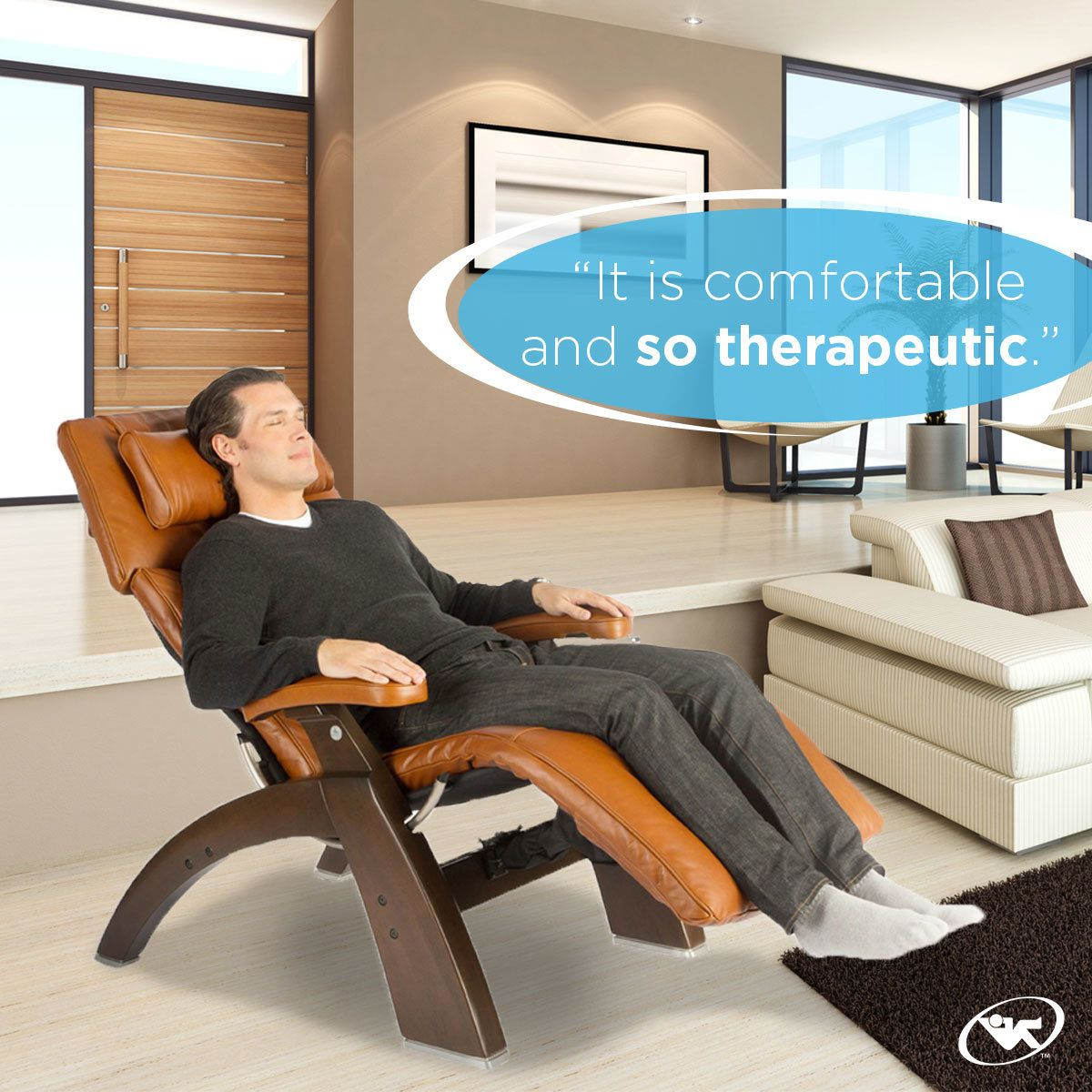 Have you tried our perfect chair relieve pressure on your