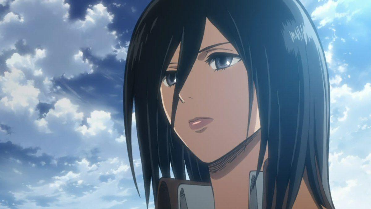 Shingeki No Kyojin Mikasa Attack On Titan Anime Mikasa Attack On Titan Art