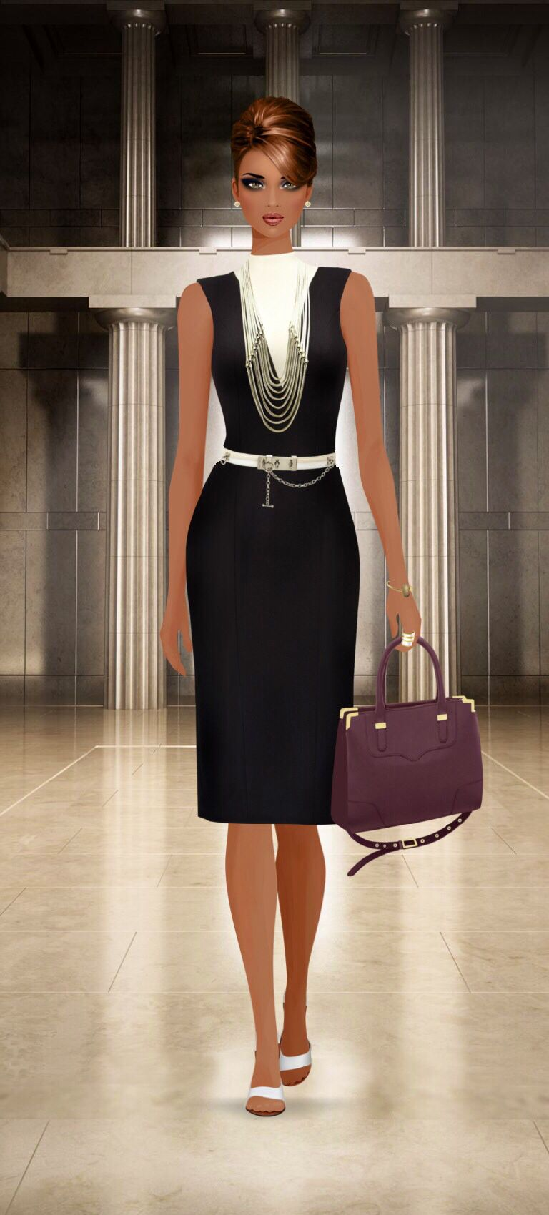 Dignitary Swearing-in Ceremony- 4 09/5 60 | Covet Fashion