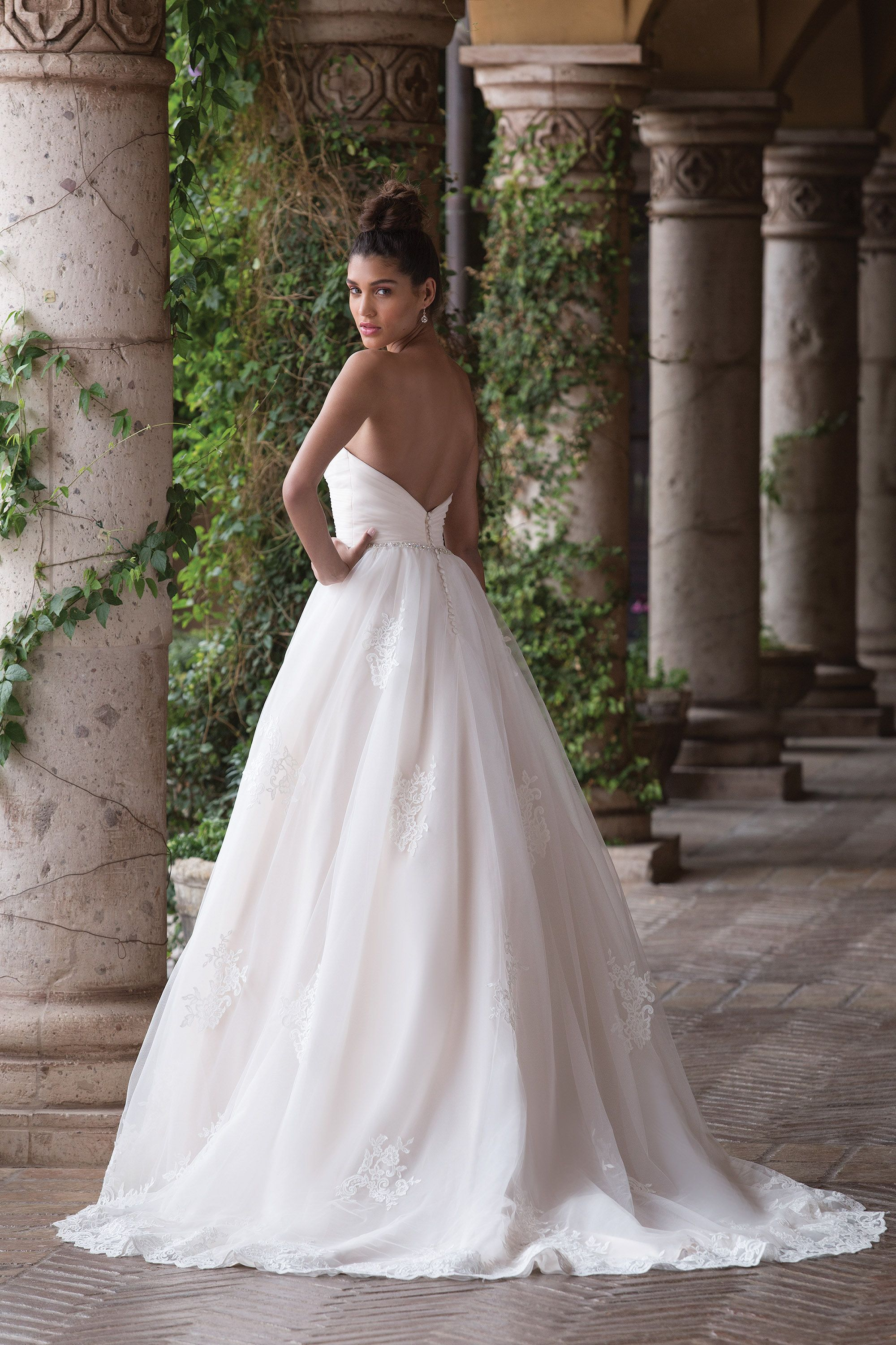 Sincerity 4036 | ♥ Trouwjurken Sincerity - Wedding Dresses ...