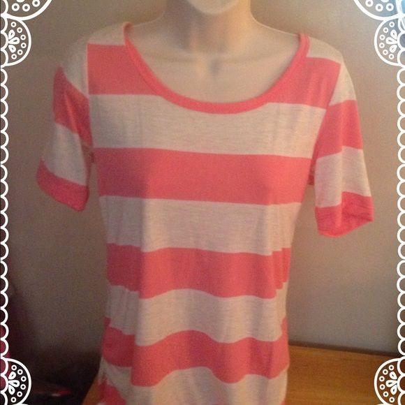 tunic striped Faded glory