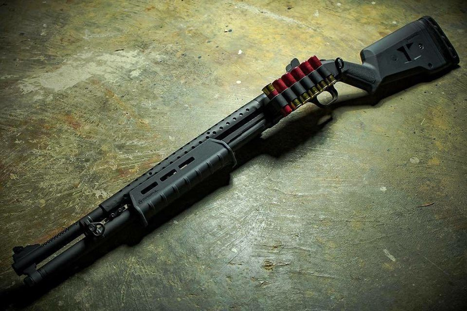 Pin on ShotGuns and Grenade Launchers