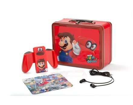 Roblox Nintendo Switch Gamestop Switch Collectible Lunchbox Kit Super Mario Odyssey Edition Super Mario Odyssey Keychain Available At Gamestop Mario Toys Super Mario Nintendo Switch