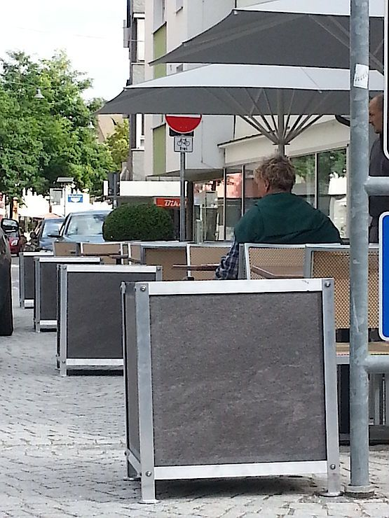 Nice modere versailler K bel Quadratische Pflanzk bel Steink bel Stadtm bel