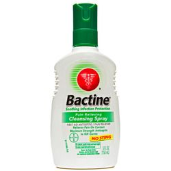 Bactine First Aid Pump Spray 5oz Lowest Price Is 5 79 From 2