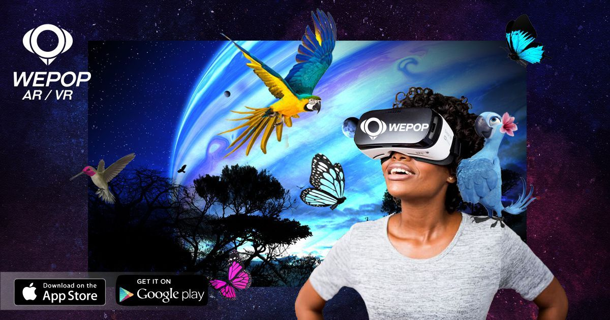 Virtual Reality Helps You Can Create The Illusion Of Being In An