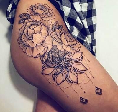 تاتو رجل و قدم ناعم و بسيط للنساء و الرجال اجمل صور تاتو رجل Hip Tattoo Tattoos Leg Tattoos