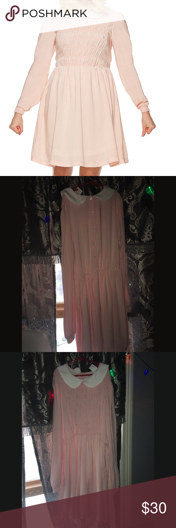 Pink dress from stranger things  Eleven Stranger Things Costume  Eleven stranger things costume