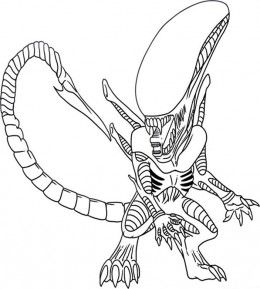 Scary Alien Colouring Pages Alien Drawings Planet Coloring Pages Coloring Pages