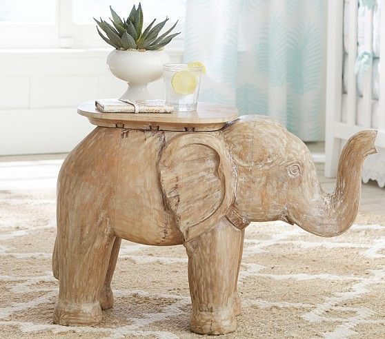Elephant Side Table. Iu0027ve Never Wanted Something More, Well Maybe A Puppy