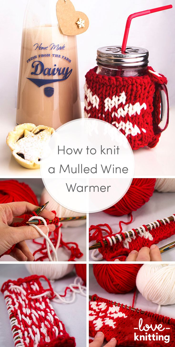 Christmas Eve Mulled Wine Warmer by Alice Neal