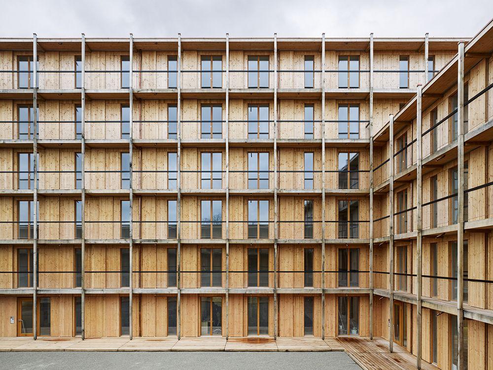 Soppelsa Architekten Projekte Mehrfamilienhauser Architekt